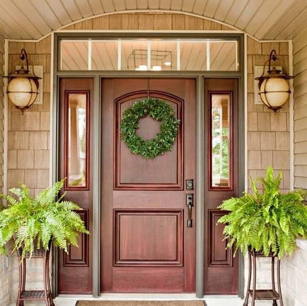 Bạn có nên lắp đặt cửa gỗ tự nhiên cho ngôi nhà
