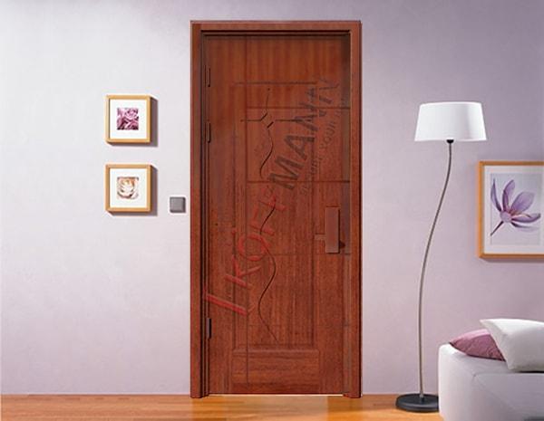 Cửa thép vân gỗ có thay thế hoàn hảo cho cửa gỗ tự nhiên