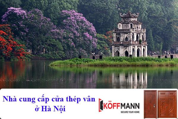 Các nhà cung cấp cửa thép vân gỗ tại Hà Nội
