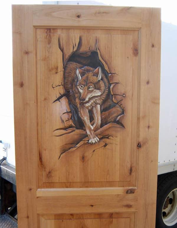 Ưu điểm của cửa gỗ tự nhiên