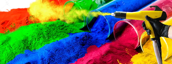Công nghệ phun sơn tĩnh điện là gì?