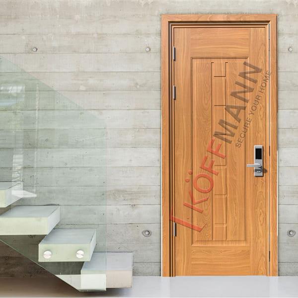 Cửa nhôm kính và cửa thép vân gỗ: Nên chọn loại nào tốt hơn?