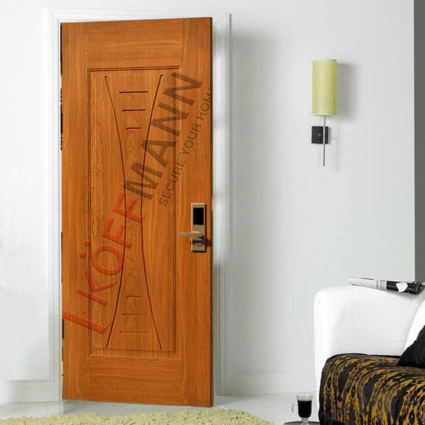 Giá cửa thép vân gỗ - cửa sắt giả gỗ có đắt không?