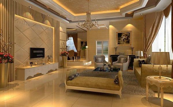 Hướng dẫn cách chọn nội thất phòng khách đẹp nhất