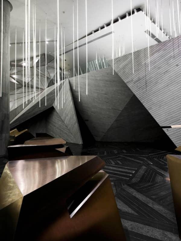 Nét độc đáo về chủ nghĩa lập thể trong thiết kế nội thất
