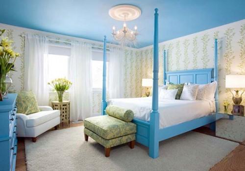 Bí ẩn đằng sau phòng ngủ giúp vợ chồng luôn hạnh phúc