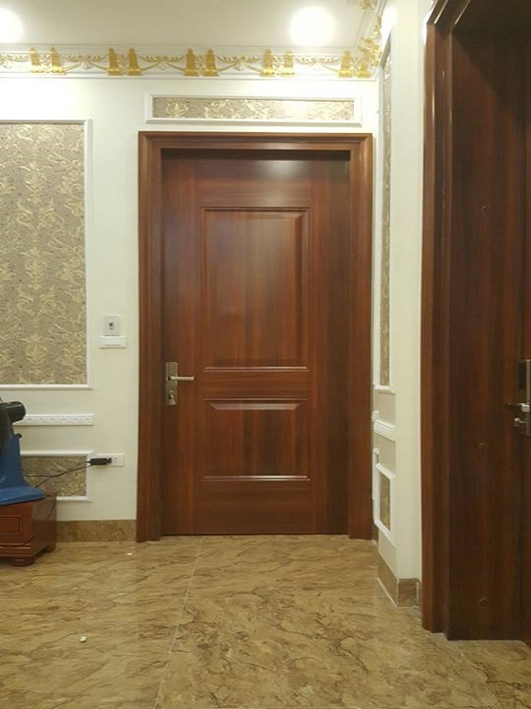 Những lý do nên chọn cửa giả gỗ cho ngôi nhà