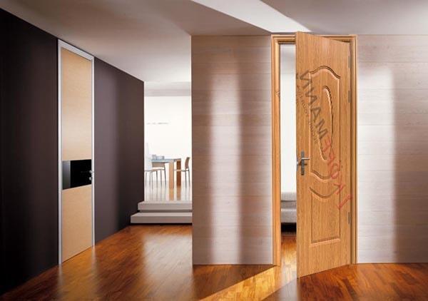 cửa phòng ngủ cách âm