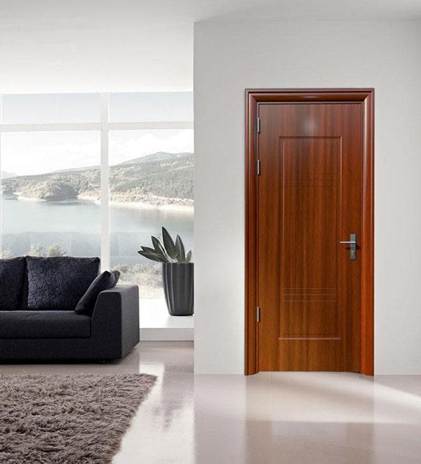 Mẫu cửa sắt giả gỗ đẹp – Những mẫu cửa cho ngôi nhà của bạn