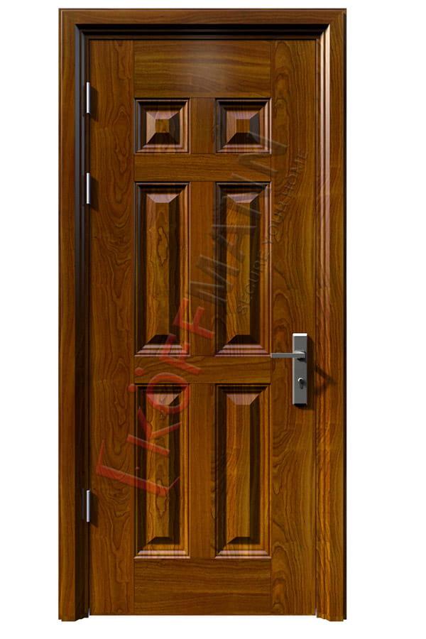 mẫu cửa gỗ 1 cánh đẹp-1-min
