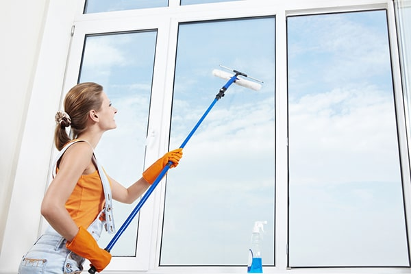 Giữ cho cửa sổ trông như mới!