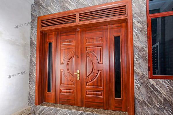 Ưu và nhược điểm của cửa giả gỗ